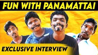 Interview with Pana Matta Tik Tok Team | Madurai Muthu TikTok comedy