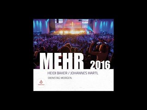 MEHR 2016 - Johannes Hartl: Kleines geistliches Workout