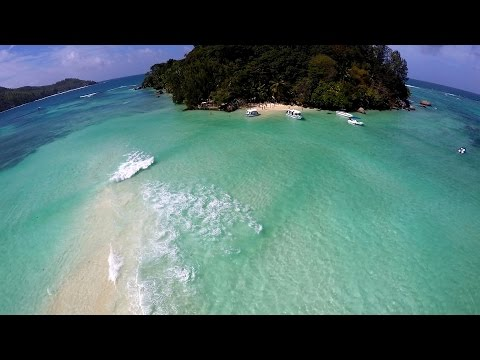 Seychelles From Above  - DJI Phantom 2 - GoPro Hero4