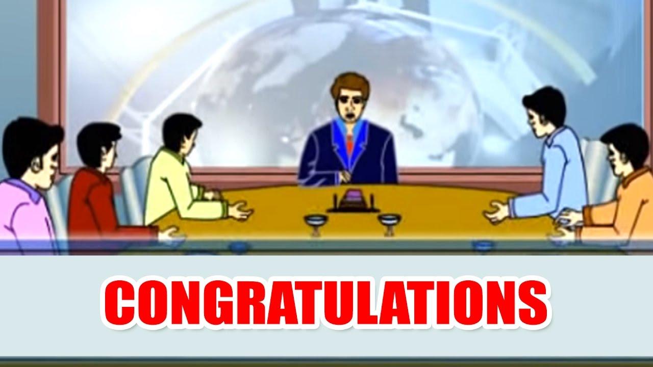 Congratulations | Speak English Through Tamil | Learn Spoken English for  kids