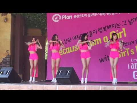 Expectation(기대해) -걸스데이(Girl's Day) Live @ Plan Korea