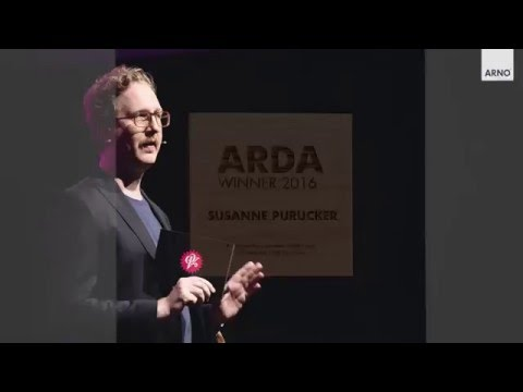 ARDA AWARD SHOW 2016 - A Cooperation between ARNO and Art Directors Club Germany