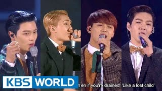 Btob - way back home | 비투비 집으로 가뚔 길 ------------------------------------------------ subscribe kbs world official : http://www./kbsworld ...