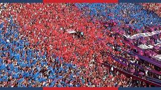 San Lorenzo 0-0 Huracán Recibimiento | San Lorenzo es un sentimiento...