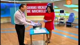 Dr. TV Perú (17-08-2015) - B1 - 1 - El Examen: La voz de Michelle Soifer