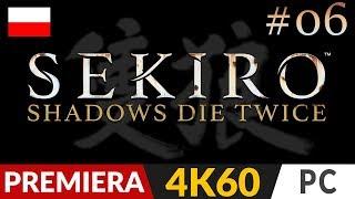 Sekiro Shadows Die Twice PL  #6 (odc.6)  Pani Motyl | Gameplay po polsku 4K Ultra