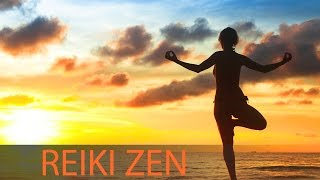 8 Hour Reiki Zen Meditation Music: Healing Music, Deep Meditation Music, Yoga Music, Sleep ☯342