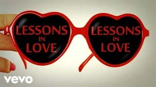 Neon Trees - Lessons In Love (All Day, All Night) (Lyric Video) ft. Kaskade