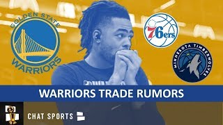 Warriors Rumors: Trade D'Angelo Russell For Ben Simmons? Aaron Gordon to Warriors? D'Lo's Future?
