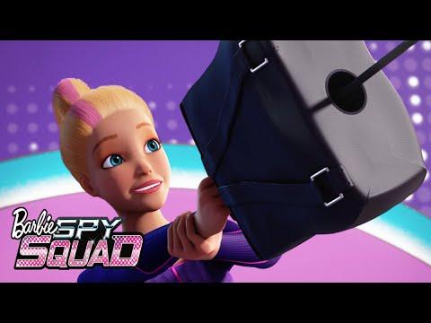 Download Spy Squad Training | Spy Squad | Barbie