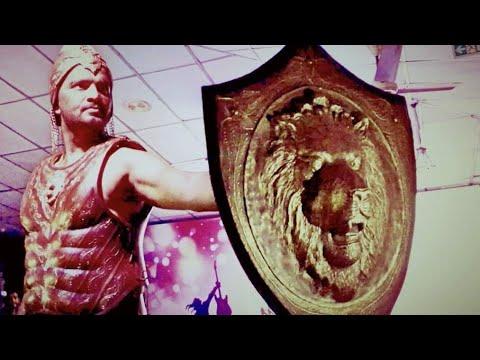 Bahubali fashion show in Mangalore