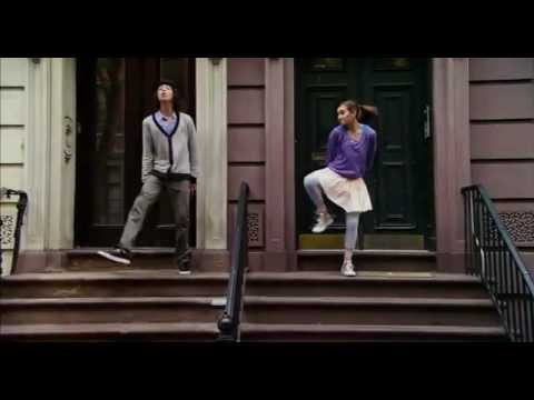 moose and alyson stoner step up 3d