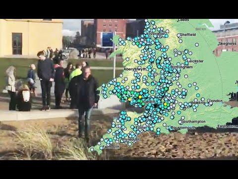 Earthquake hits UK: 4.7 magnitude quake hits Swansea, felt by 10million across England