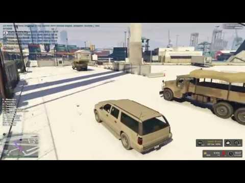 БУДНИ ПОДПОЛКОВНИКА В ARMY [RedAge.Ru #2] (GTA 5 RP)