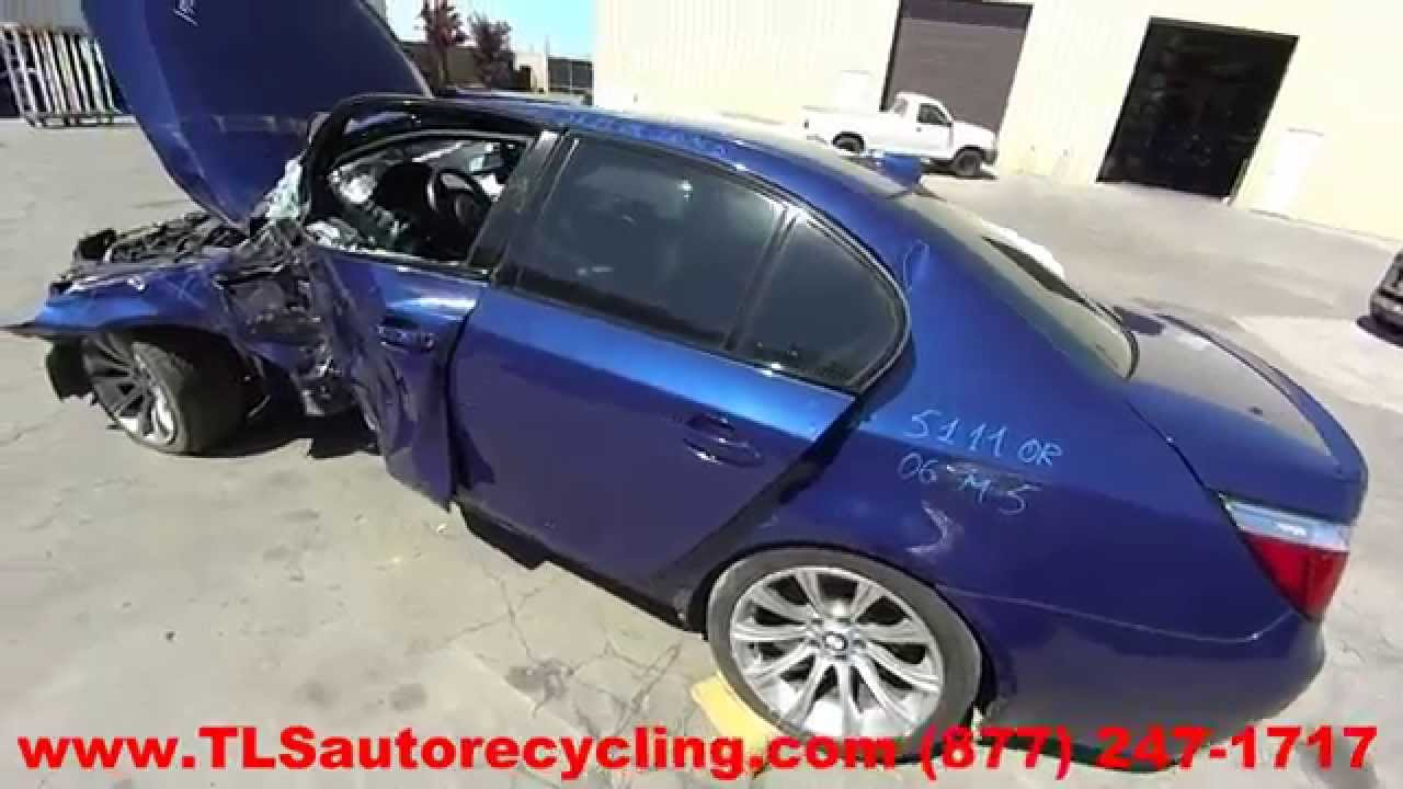 2006 BMW M5 Parts For Sale  1 Year Warranty  YouTube