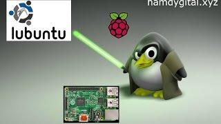 Tuto | Linux Lubuntu pour Raspberry Pi | Lightweight Ubuntu | HD Français