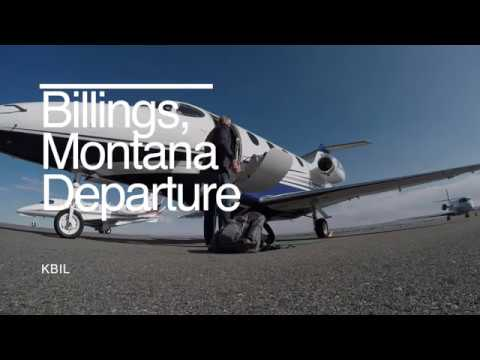 how to get from australiato montana flight route
