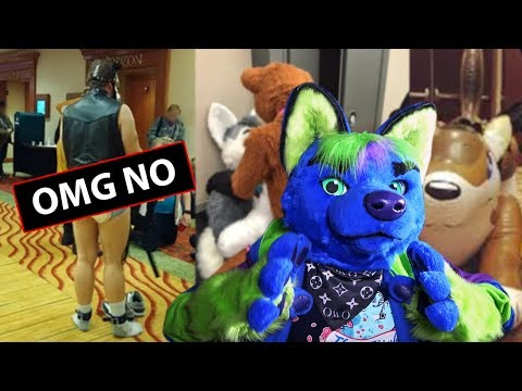 NEVER Do These At Furry Conventions!