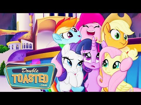 MY LITTLE PONY THE MOVIE REVIEW – Double Toasted