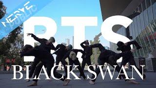 [KPOP IN PUBLIC] BLACK SWAN - BTS || NERVE