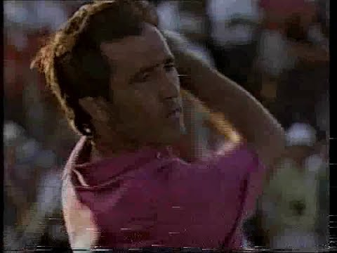 1991.Ryder Cup.Seve and Olazabal v Couples and Stewart.Part 2.pm.4 ball.