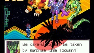 Let's Play Megaman Starforce 3 Black Ace After Game Episode 1 : What Is Going On !!?