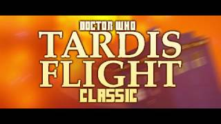 Doctor Who: TARDIS Flight Classic - The Decorator (A Roblox Game Trailer)