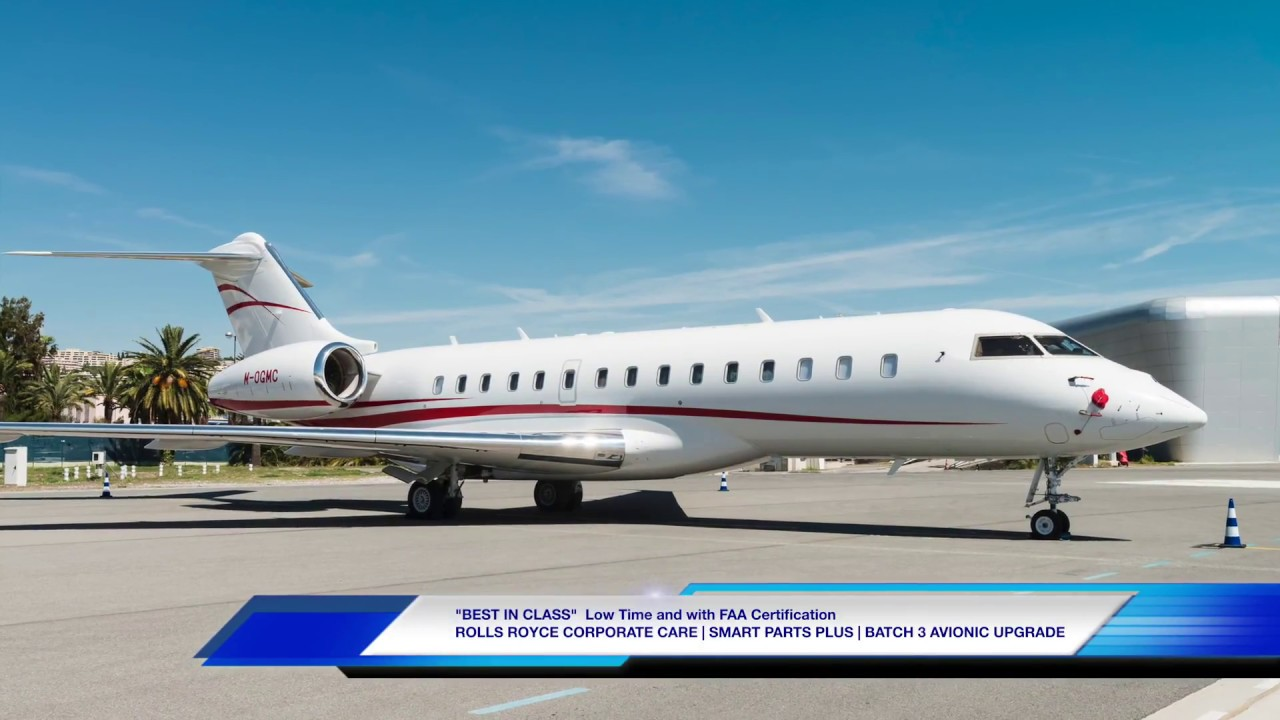 2010 Bombardier Global Express Xrs For Sale Youtube