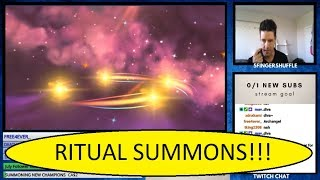DOUBLE R TUAL SUMMONS  L GHT ARCHANGEL AND WATER D VA