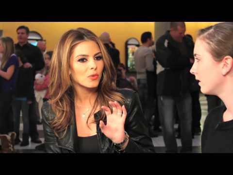 Maria Menounos Serial Buddies Interview
