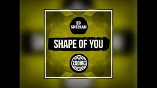 Ed Sheeran - Shape Of You (Remix)