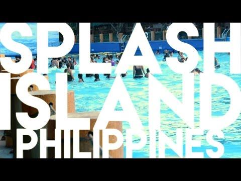 BEST WATERPARK IN THE PHILIPPINES || SPLASH ISLAND 2017