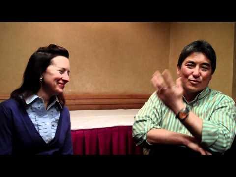 Lisa Nirell of EnergizeGrowth interviews Guy Kawasaki