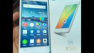 VIVO Y51L Special features in detail