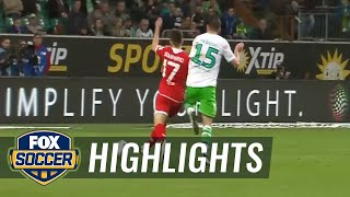 Video Gol Pertandingan Wolfsburg vs Mainz FC