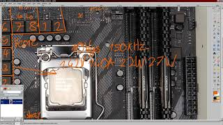Mobo PCB Breakdown: ASUS Strix Z370-G Gaming