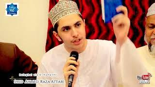 Balaghal ula bi Kamalihi by Syed Ahmed Raza Attari