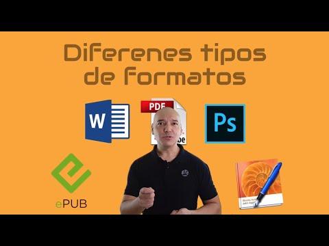Formatos de libros digitales. ePub vs Mobi vs PDF