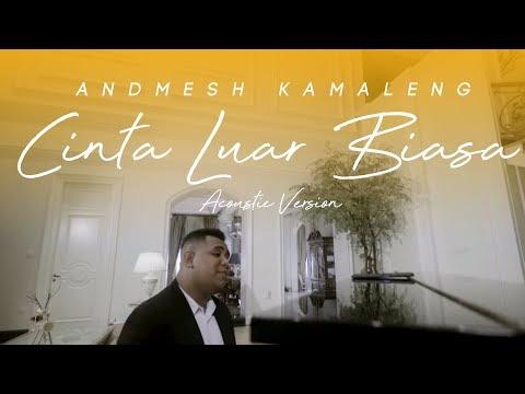 Andmesh Kamaleng - Cinta Luar Biasa (Piano Version)