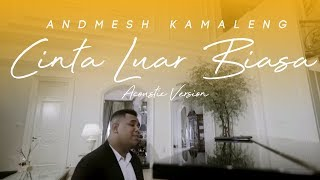 Gambar cover Andmesh Kamaleng - Cinta Luar Biasa (Piano Version)