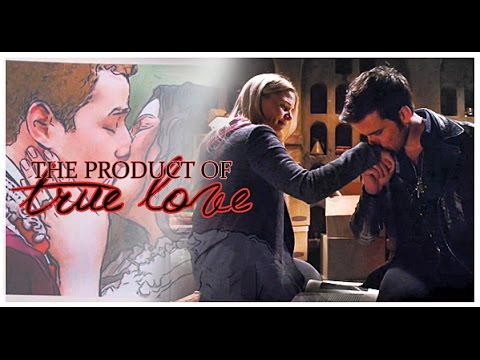 """Hook & Emma (+ Snowing)   """"THE PRODUCT OF TRUE LOVE"""". [6x07] thumbnail"""