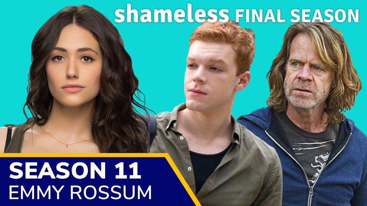 Shameless 11 - In arrivo il finale della serie + emmy rossum + cameron monaghan + william h. macy