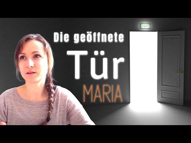 Eine Tür wurde zugeworfen, eine andere öffnete sich | Maria | #lebensbericht | #esoterik