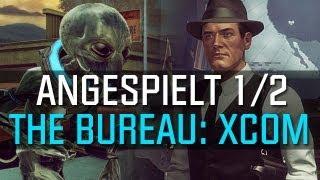 The Bureau: XCOM Declassified - Angespielt: Einführung, PC, Gamepad, Grafik, KI-Befehle (Gameplay)