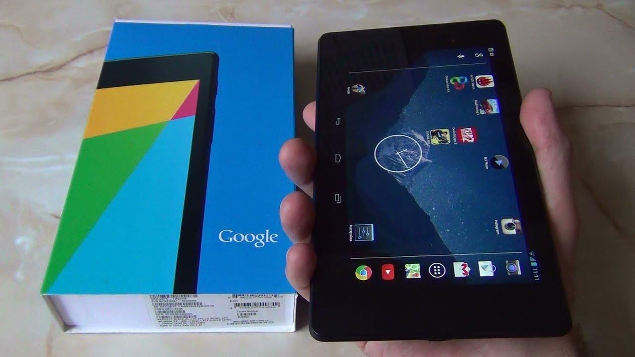 Google Asus NEXUS 7 (2013) 32Gb LTE обзор от / Арстайл ...
