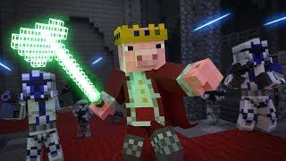 Minecraft Star Wars: The Last Stand - Part 3 [Minecraft Animation]