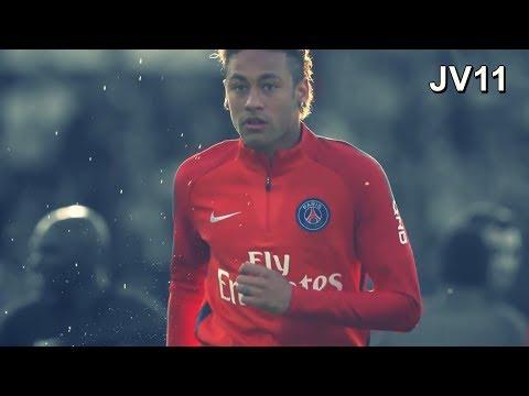 Neymar JR ● PSG ● Dribles & Gol ● 2017/2018 HD