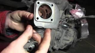 Диагностика Неисправности - Honda Lead AF48 70cc
