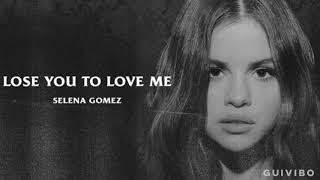 Lose You To Love Me x Love Yourself (Selena Gomez & Justin Bieber) Mashup