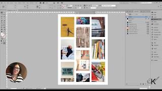 Уроки InDesign: Работа с изображениями в InDesign.